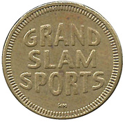 Token - Grand Slam Sports (Theisen Vending) – obverse