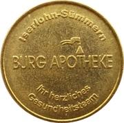 Apo Gold - Burg Apotheke (Iserlohn-Sümmern) – obverse