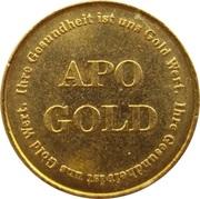 Apo Gold - Burg Apotheke (Iserlohn-Sümmern) – reverse