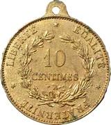 10 Centimes - Sou-Fetiche (Picsou-Magasine) – reverse