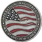 Token - Operation Iraqi Freedom – obverse