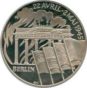 Token - World War II (Berlin) – obverse