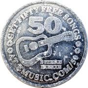 50 Free Songs - Emusic.com (New York) – reverse