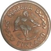 Token - Play Coins of the World (Finland Markka) – obverse