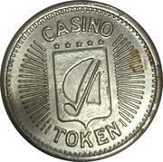 Casino Token - Yacht & Golf Club – reverse