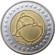 Token - Dino's World – obverse