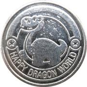 Token - Happy Dragon World (Station) – reverse