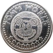 Token - Tom's World (Nickel, 27 mm) – obverse