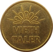 Vieth Taler - Apotheke Frickenhausen & Apotheke Linsenhofen (Frickenhausen) – reverse