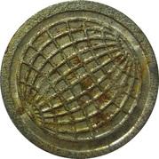 5 Mark (Spielgeld; Globe) – obverse