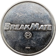Token - BreakMate / Coca-Cola (Atlanta, Georgia) – obverse