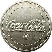Token - BreakMate / Coca-Cola (Atlanta, Georgia) – reverse