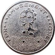 Amusement Token - Dodo – reverse