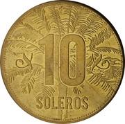 10 Soleros - Cafe del Sol – reverse