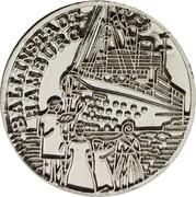 Token - Ballinstadt (Hamburg) – reverse
