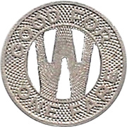 1 Fare - Westside Transit Lines, Inc. (Algiers, Louisiana) – reverse