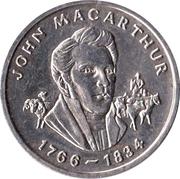 Australia 200 Years Medal Collection (John Macarthur) – obverse
