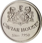 1 Ouverture - Caviar House – obverse