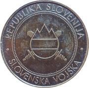 Token - Slovenska vojska (BRKBO) – obverse