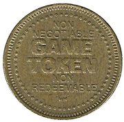 Game Token - Cool Crest – reverse