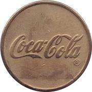 Token - John's Incredible Pizza Co (Coca-Cola) – reverse
