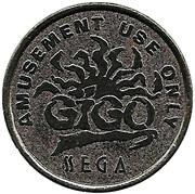 Game Token - Sega Gigo – reverse