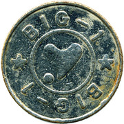 Token - Big-1 – obverse