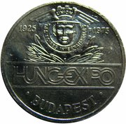 Token - Hungexpo (Budapest) – obverse