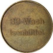 Car Wash Token - SB Wash (Isenbüttel) – obverse