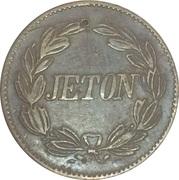 Token - Jeton – reverse