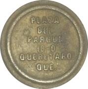 Token - Plaza del Parque (Queretaro Que.) – obverse