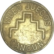 Token - Video Juegos (Cancun) – obverse