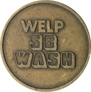 Car Wash Token - SB Wash Welp (Dortmund, North Rhine-Westphalia) – obverse