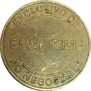 Token - 1 Play Time – reverse