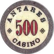 Casino Token - Antares (500) – obverse