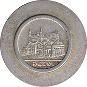 Token - DI.CO.MA (Padova) – reverse