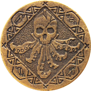 Cursed Coin - The Witcher 2 - Assassins of Kings – obverse