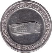Token - Bundesfachschule Deutscher Metallhandwerke – obverse