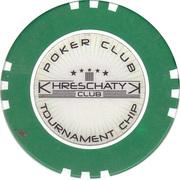 Token - Poker Club Khreschatyk (25) – obverse