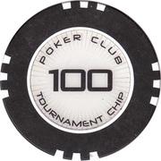 Token - Poker Club Khreschatyk (100) – reverse
