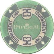 Token - Poker Club Imperial (25) – obverse