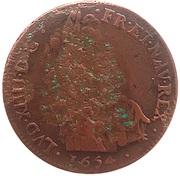Token - Louis XIV (Etats de Languedoc; Comitia Occitaniæ) – obverse
