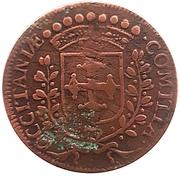 Token - Louis XIV (Etats de Languedoc; Comitia Occitaniæ) – reverse
