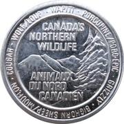 Token - Canada's Northern Wildlife (Bighorn) – obverse