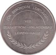 Token - VEB Starkstrom-Anlagenbau Leipzig-Halle – reverse