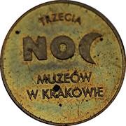 1 Złotówka - Krakow (3rd Museum Night) – obverse
