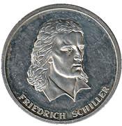 Token - Berühmte Deutsche (Friedrich Schiller) – obverse