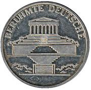 Token - Berühmte Deutsche (Friedrich Schiller) – reverse