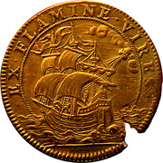 Token - Cloth merchant corporation – obverse