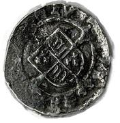 Ancestors Replica - ½ Groat Henry VIII – reverse